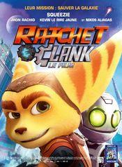 Affiche Ratchet & Clank, le film