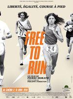 Affiche Free to Run