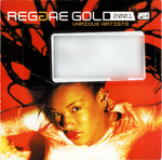 Pochette Reggae Gold 2001