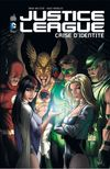 Couverture Justice League : Crise d'Identité