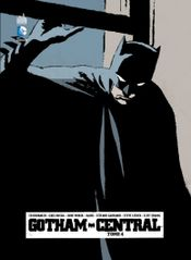 Couverture Gotham Central, tome 4
