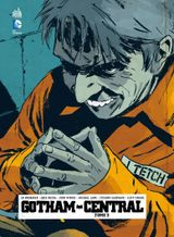 Couverture Gotham Central, tome 3