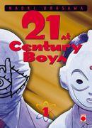 Couverture 21st Century Boys