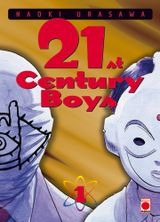 Couverture 21st Century Boys