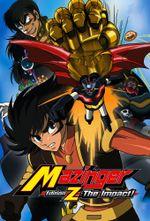 Affiche Mazinger Edition Z: The Impact!