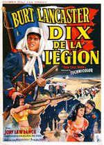 Affiche Dix de la Légion