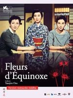 Affiche Fleurs d'équinoxe