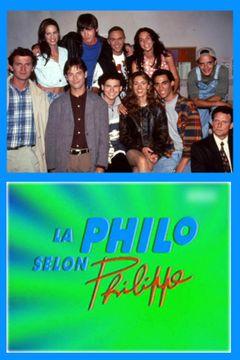 Affiche La Philo selon Philippe