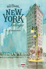 Couverture L'Immeuble - New York Trilogie, tome 2