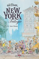 Couverture Les Gens - New York Trilogie, tome 3