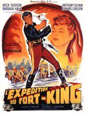 Affiche L'Expédition du Fort King