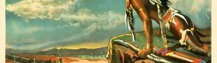 Affiche Le Cheval de fer