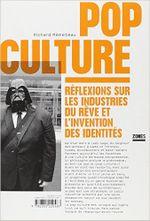 Couverture Pop-cultures