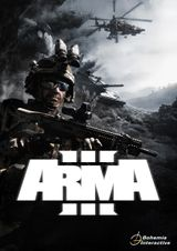 Jaquette ArmA 3