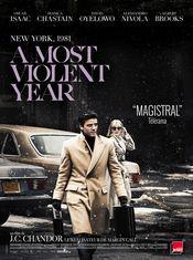 Affiche A Most Violent Year