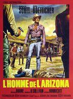 Affiche L'Homme de l'Arizona