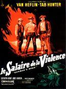 Affiche Le Salaire de la violence