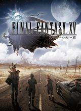 Jaquette Final Fantasy XV