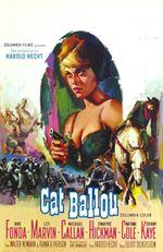 Affiche Cat Ballou