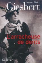 Couverture L'arracheuse de dents