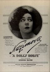 Affiche A Doll's House