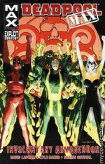Couverture Deadpool Max: Involuntary Armageddon