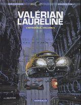 Couverture Valérian et Laureline : L'Intégrale, tome 5