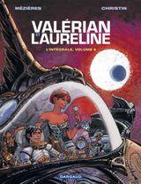 Couverture Valérian et Laureline : L'Intégrale, tome 6