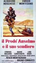 Affiche Il prode Anselmo e il suo scudiero