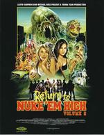 Affiche Return to Nuke 'Em High Volume 2