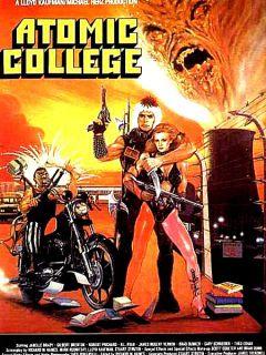 Affiche Atomic College