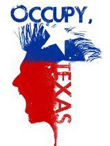 Affiche Occupy, Texas
