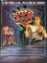 Affiche Flic ou zombie