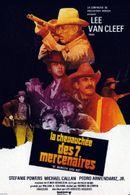 Affiche La Chevauchée des sept mercenaires