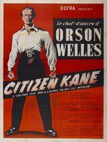 Affiche Citizen Kane