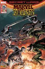Couverture Entre le chagrin et le néant... - Secret Wars : Marvel Zombies, tome 4