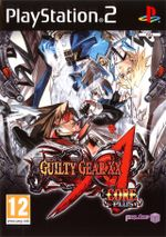Jaquette Guilty Gear XX Accent Core Plus