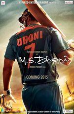 Affiche M.S Dhoni: The Untold Story