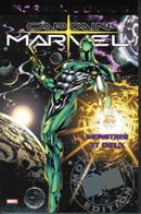 Couverture Captain Marvel, tome 1 : Monstres et Dieux