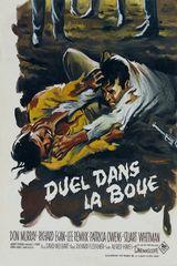 Affiche Duel dans la boue