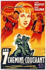 Affiche Les Sept Chemins du couchant