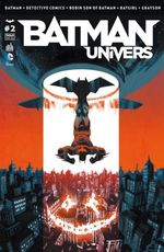 Couverture Batman Univers #2