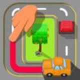 Jaquette Crazy Maze - Traffic Puzzle