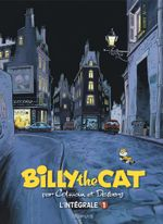 Couverture Billy the Cat, intégrale 1