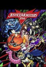 Jaquette justice monster five