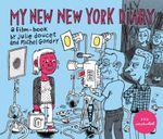 Couverture My New New York Diary: A Film Book