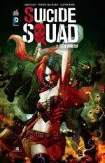 Couverture Têtes Brûlées - Suicide Squad, tome 1