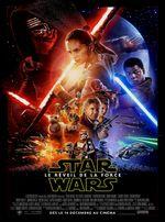 Affiche Star Wars : Le Réveil de la Force