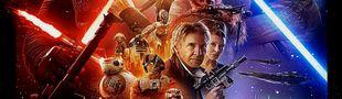 Affiche Star Wars - Le Réveil de la Force
