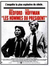 Affiche Les Hommes du président